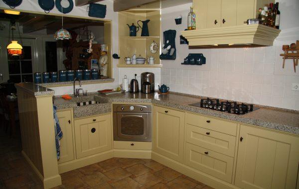 Keuken te Onderdijk