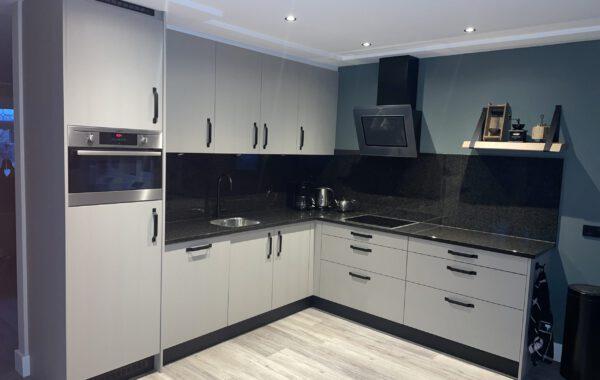 Keukenrenovatie te Hoogkarspel