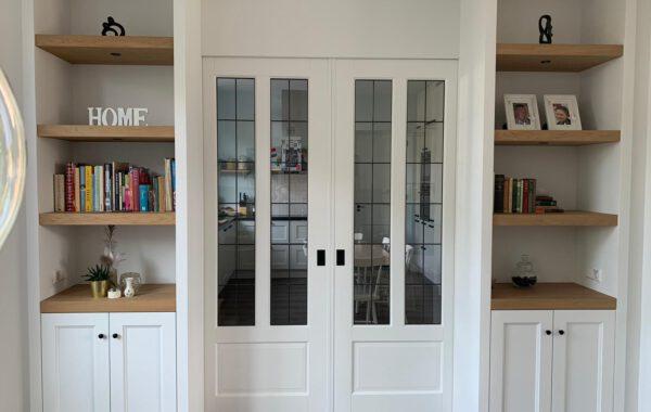 Kamer en suit & Openhaard te Edam