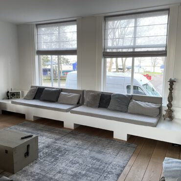 Loungebank te Enkhuizen